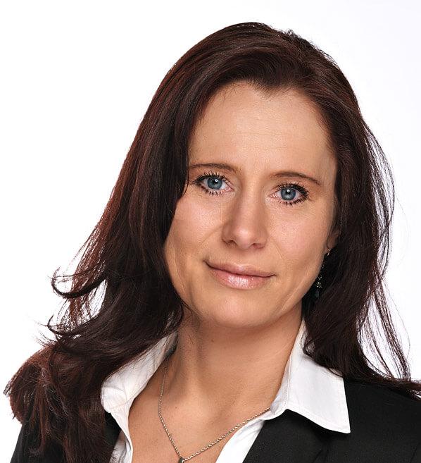 Teammitglied Daniela Fuchs